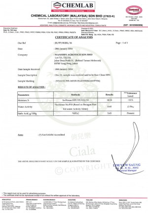 Sialic Acid Laboratory Report