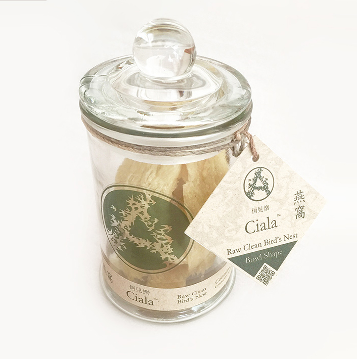 Buy edible birds nest australia ciala jar